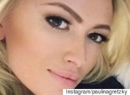 Paulina Gretzky's Latest Selfie Features A Very Special Guest