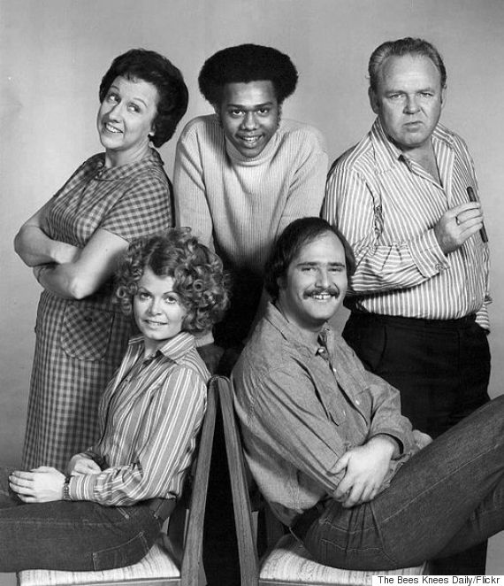 all in the family tv