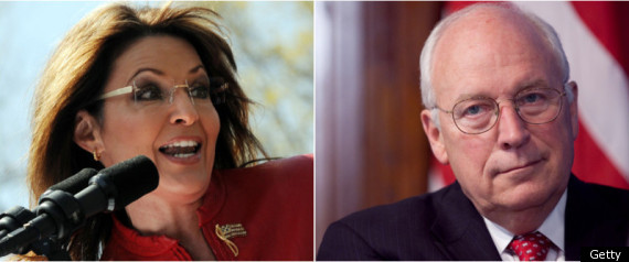 DICK CHENEY SARAH PALIN