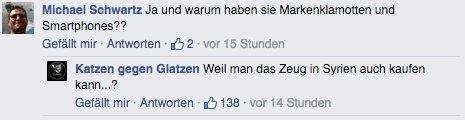 facebook nazi realität