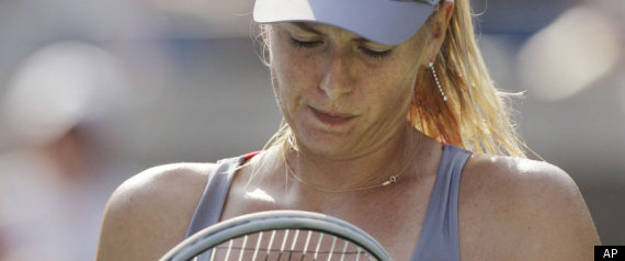 Maria Sharapova Loss