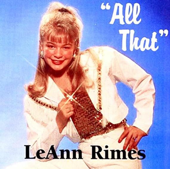 Leann Photo Rimes Teen