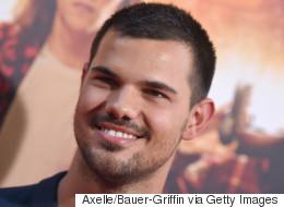 Taylor Lautner ne ressemble plus à ça