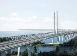 La construction du pont Champlain approche d'une étape importante
