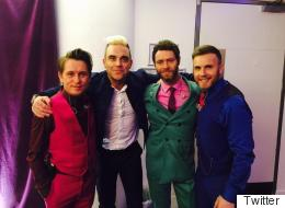 Sorry, Take That Fans! Robbie Delivers Disappointing News