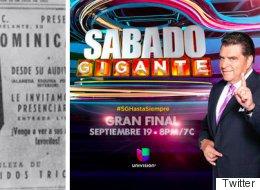 Los 'tweets' de Don Francisco a horas del final de 'Sábado Gigante'