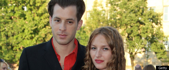 Mark Ronson Weds