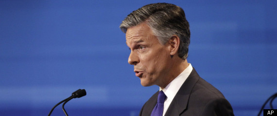 HUNTSMAN TAXES