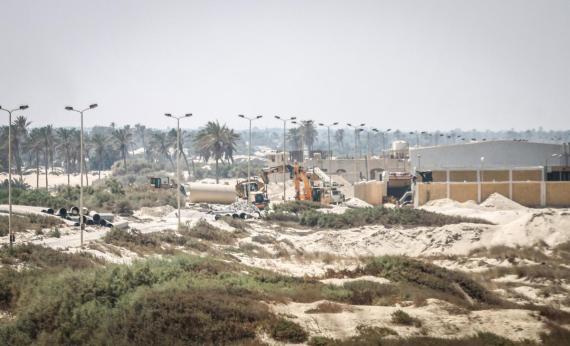 انهيارات في تربة غزة وتحذيرات من تفريغ المنطقة من السكان بعد ضخ مصر مياها مالحة أسفل o-GAZA-570.jpg?5