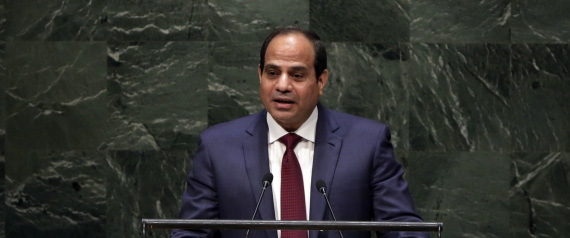 SISI AT THE UNITED NATIONS