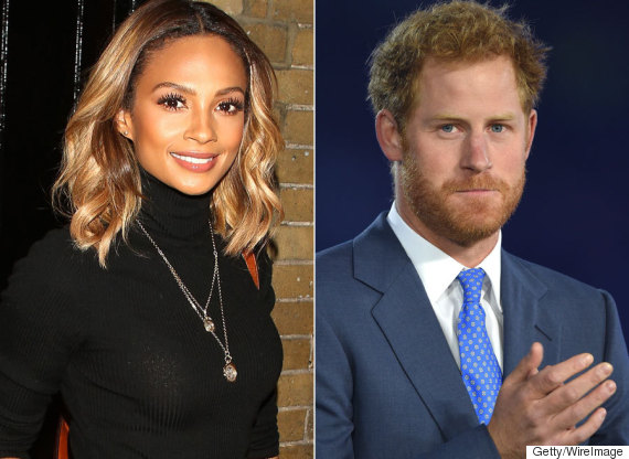 alesha dixon prince harry