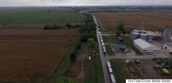 drone hungary border