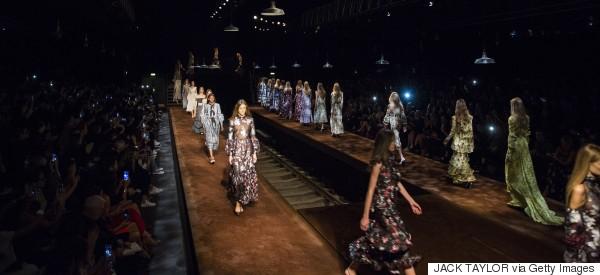 London Fashion Week - Sustainable Fashion