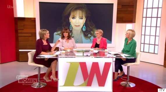 loose women jackie collins
