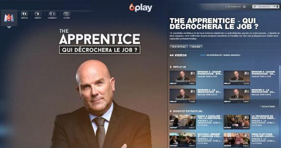 the apprentice 6play
