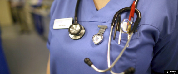 NURSE NHS GP ARRESTED FAKE