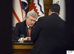 Harper Says Del Mastro's Actions Unfortunate