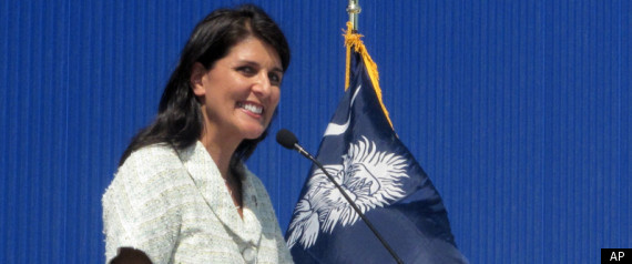 Nikki Haley Jobs Trip