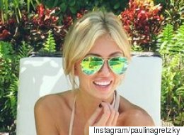Paulina Gretzky Gifts Us All With Another Bikini Pic