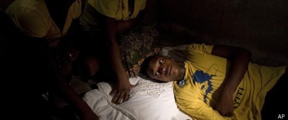 HAITI SEXUAL ASSAULT UN PEACEKEEPERS