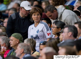 Christy Clark Slammed For Sassing Soccer Team As 'Princesses'