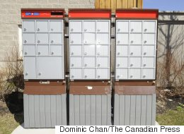 Edmonton Community Mailbox Contractors Fail To Meet Deadlines