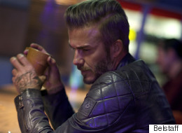 Becks Shows Off His Acting Chops In Arty Short Film