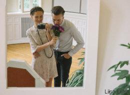 Le jour du mariage... du point de vue de la mariée! (PHOTOS)