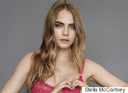 Cara Delevingne Joins Stella McCartney To Support Breast Cancer Awareness