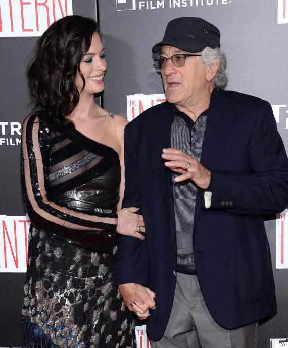 Anne Hathaway Robert De Niro Movie: Robert De Niro Falls Out With Radio Times Journalist, Who