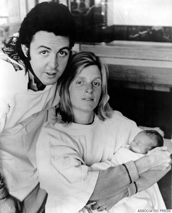 The Beatles Polska: Urodziła się Stella McCartney