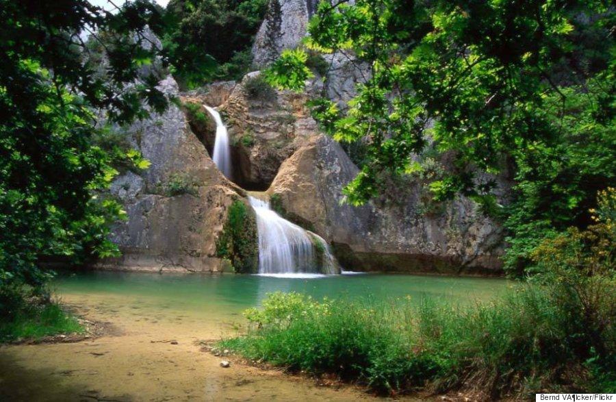 waterfalls neda
