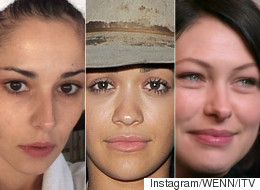 31 Times Celebs Looked Even More Stunning Without Make-Up
