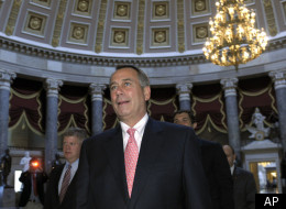 Georgia Works: Boehner, Cantor Embrace Possible Obama Plan For Long-Term Jobless (new employees will not be paid for eight week because of training) S-BOEHNER-large