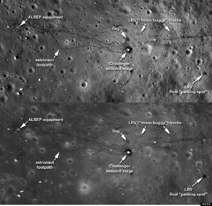 moon landing site junk -#main