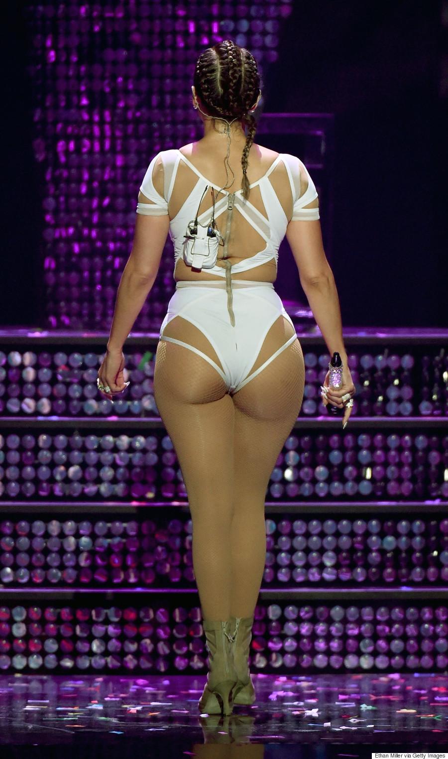What Happens When Jennifer Lopez Remixes Quot Baby Got Back