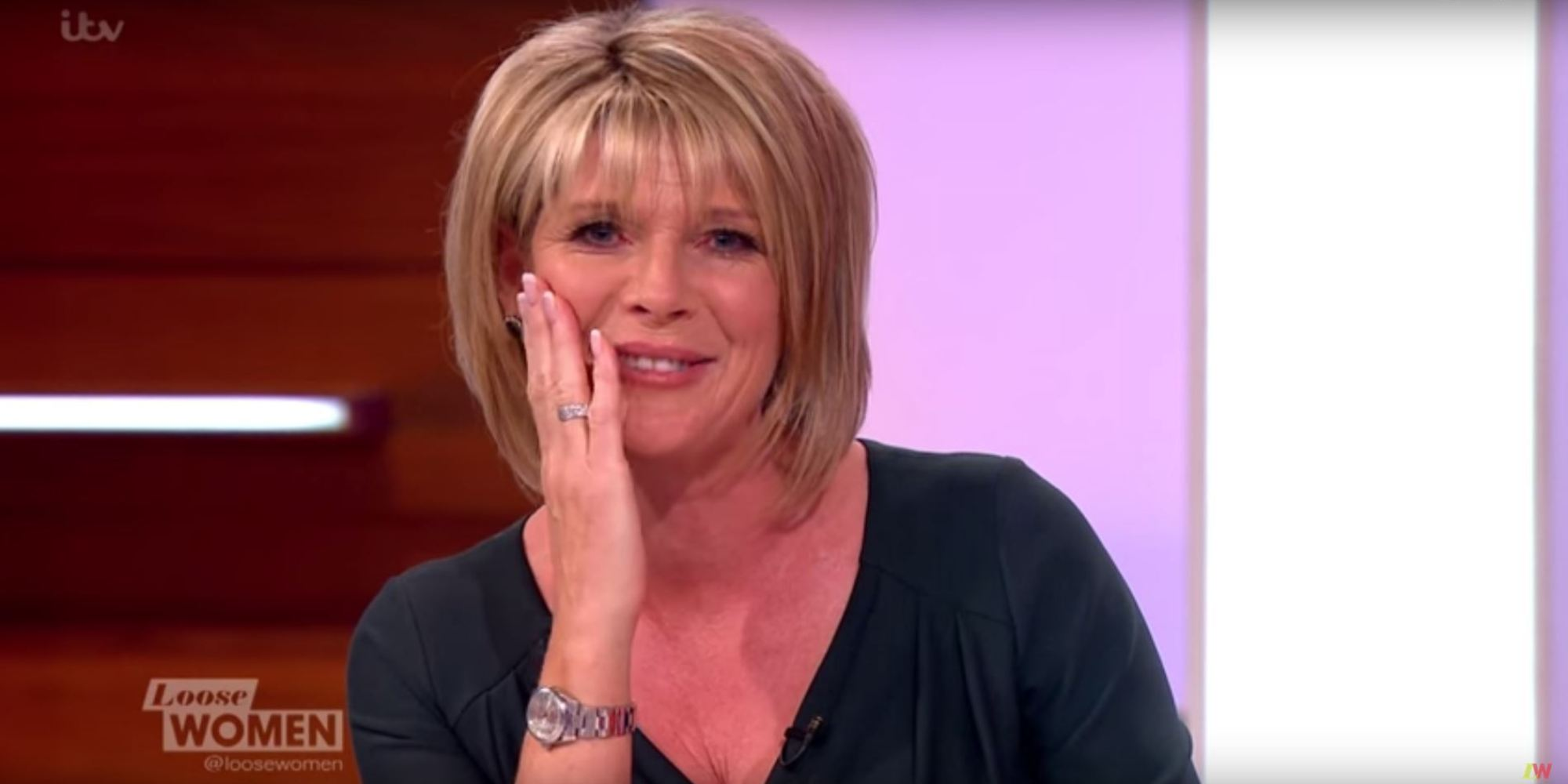 Loose Women's Ruth Langsford Embarrassed As Coleen Nolan ...