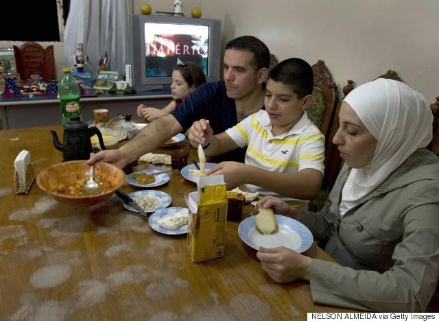 brazil refugees