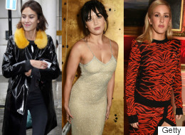 The Coolest Celebrity Style At #LFW