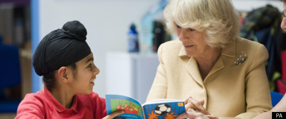 DUCHESS OF CORNWALL POETRY