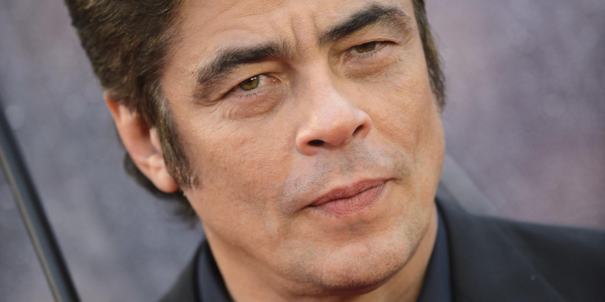 'Star Wars' Star Benicio Del Toro Reveals Fears For Role