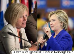 Premier Rachel Notley Says She And Clinton Share Views On Keystone XL