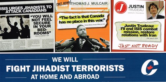 tory flyer terrorists