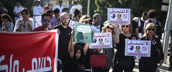HARASSMENT IN EGYPT
