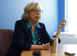 May Would Use Green Influence To Ensure Electoral Reform