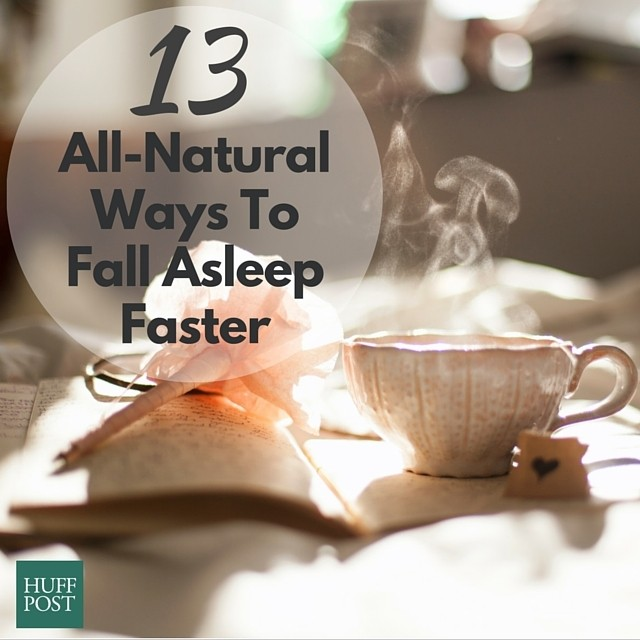 Herbal Remedy You Can Drink To Help You Fall Asleep