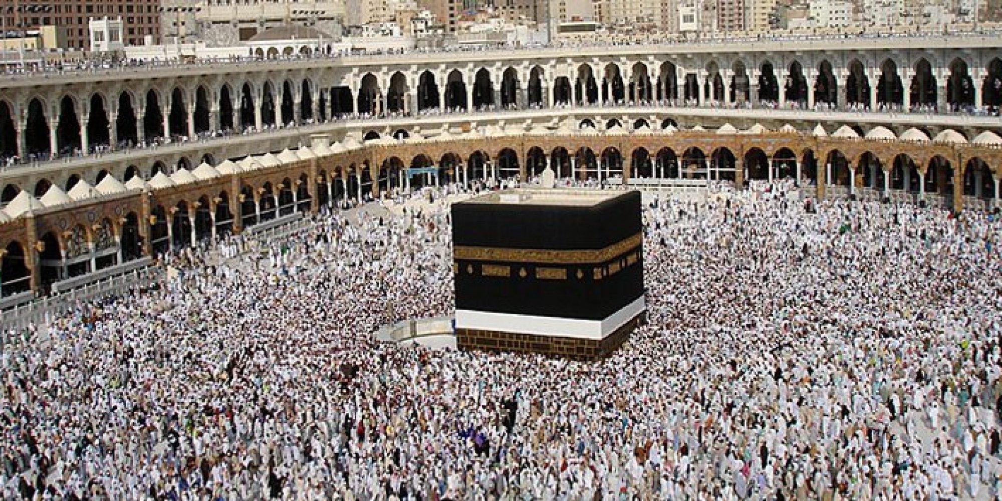 P lerinage la mecque au moins 310 morts et 450 bless s for Interieur de la kaaba