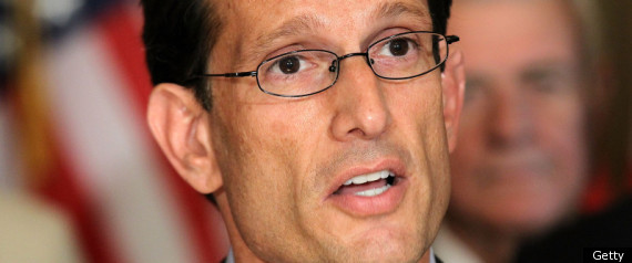 Eric Cantor Government Shutdown