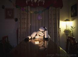 Stormtroopers como nunca antes los habías visto
