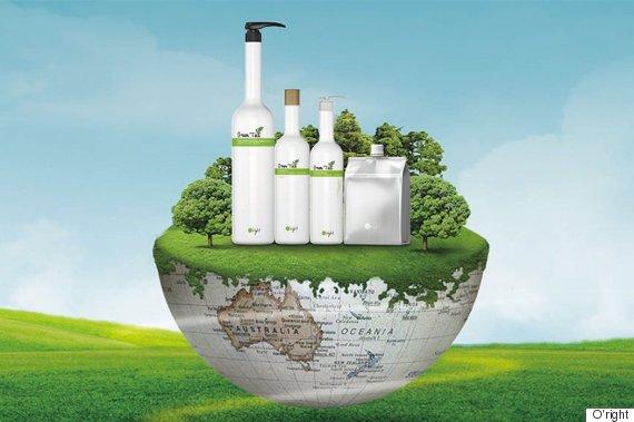 Eco-Friendly Shampoo Company O'Right Make The World's ...